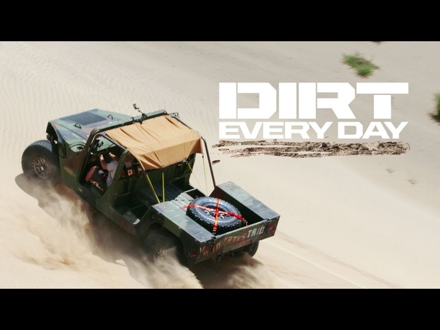 Army Surplus Humvee Built to Rockcrawl—Awesome or Awful? -Dirt Every Day Ep. 67