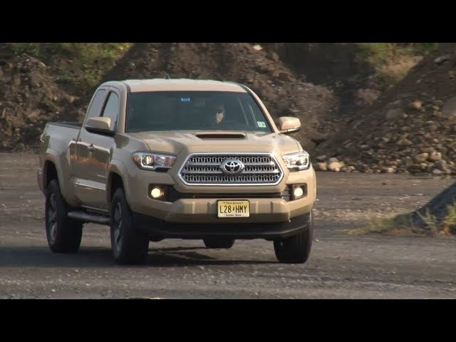 TRD WHAT? | 2017 Toyota Tacoma TRD Sport | Complete Review