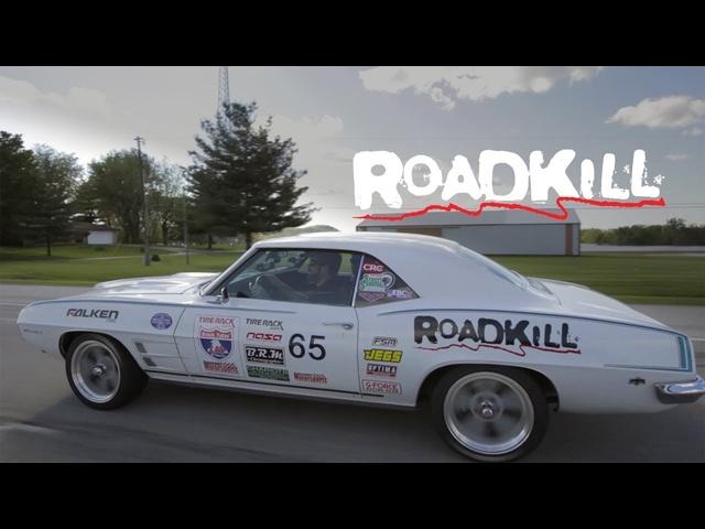 Racing One Lap of America! Kinda. -Roadkill Ep. 68