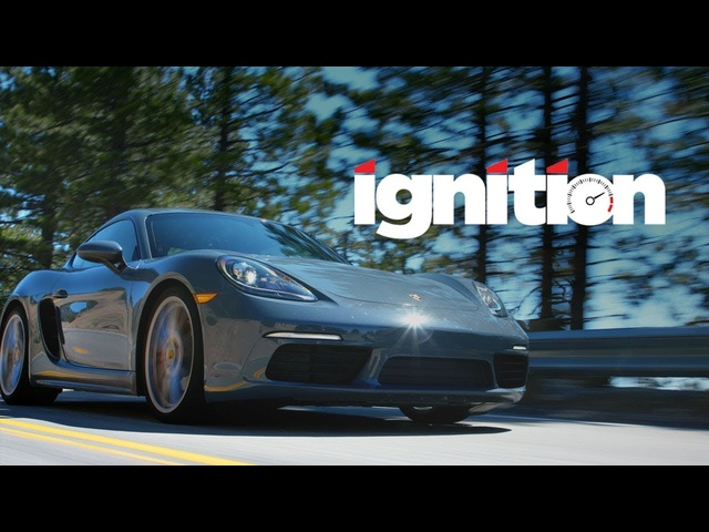 2017 <em>Porsche</em> 718 Cayman S: Better Than Ever, But What's That Sound? - Ignition Ep. 180