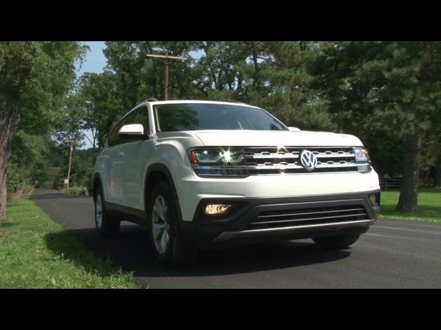 DO YOU NEED AMAP OR AN ATLAS? | 2018 <em>Volkswagen</em> Atlas | Complete Review