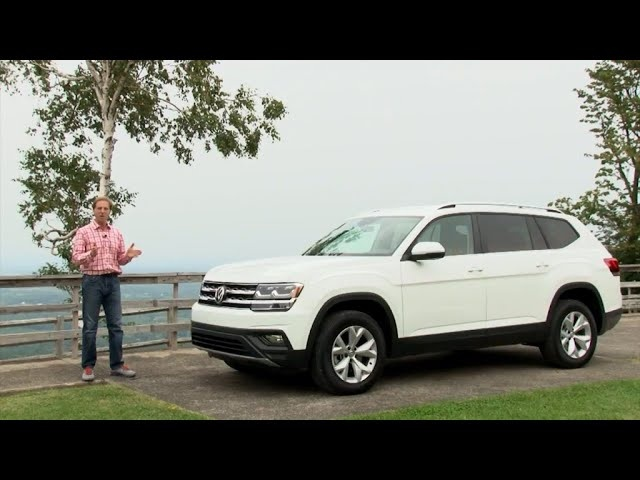 DO YOU NEED A MAP OR AN ATLAS? | 2018 <em>Volkswagen</em> Atlas | Complete Review | TestDriveNow