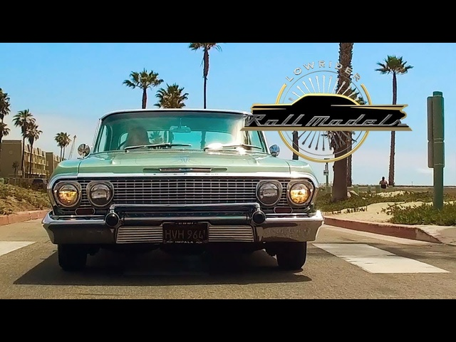 Margaret Garcia & Her 1963 Chevrolet Impala - Lowrider Roll Models Ep. 5