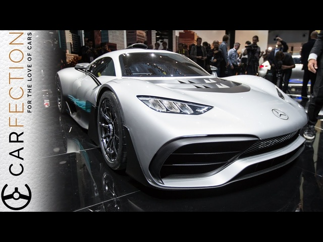 <em>Mercedes</em>-AMG Project One: Formula One Powered Hypercar - Carfection