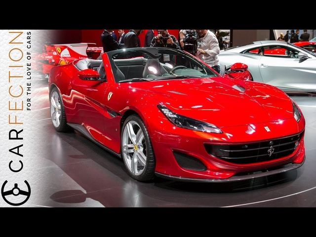 <em>Ferrari</em> Portofino: 590 BHP Entry-Level Drop Top - Carfection