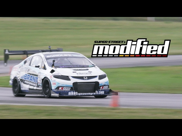 Gridlife 2017! Time-Attack Challenge: Turbo K24 Civic Si vs Enjuku LS3 350Z - Modified Ep. 1