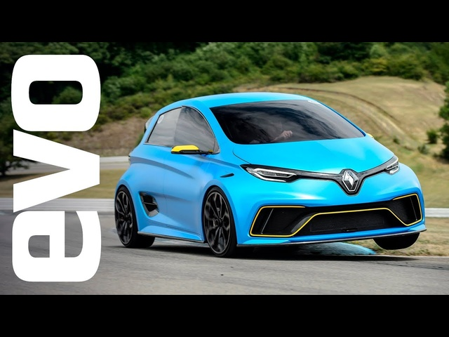 <em>Renault</em> Zoe E-sport review | evo REVIEW