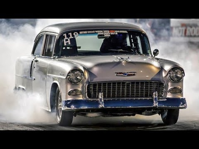 REPLAY: Day 5 - HOT ROD Drag Week 2017 from Cordova International Raceway