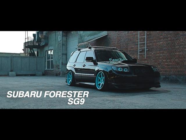 Subaru Forester SG9