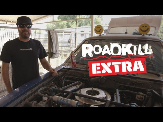 Welding Tips With Finnegan -Roadkill Extra