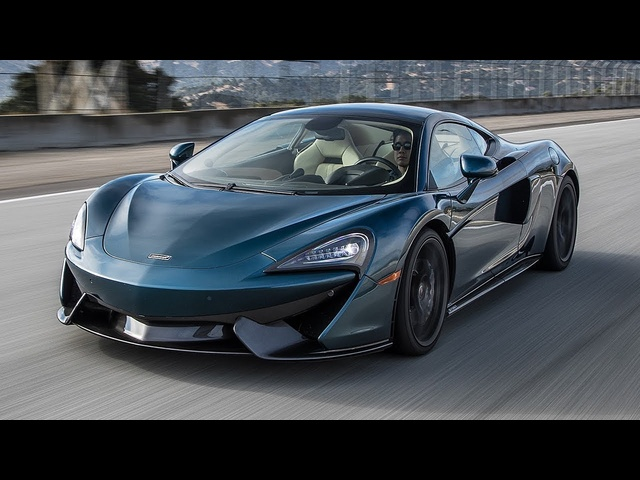 2016 <em>McLaren</em> 570GT Hot Lap! - 2017 Best Driver's Car Contender