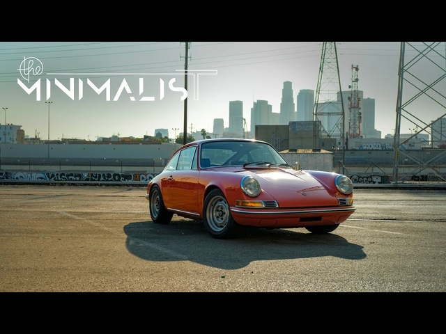 1969 <em>Porsche</em> 911 T: Maximum Pleasure, Minimalist Package