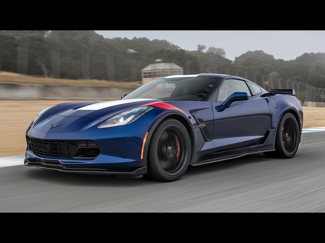 2017 Chevrolet Corvette Grand Sport Hot Lap! - 2017 Best Driver's Car Contender
