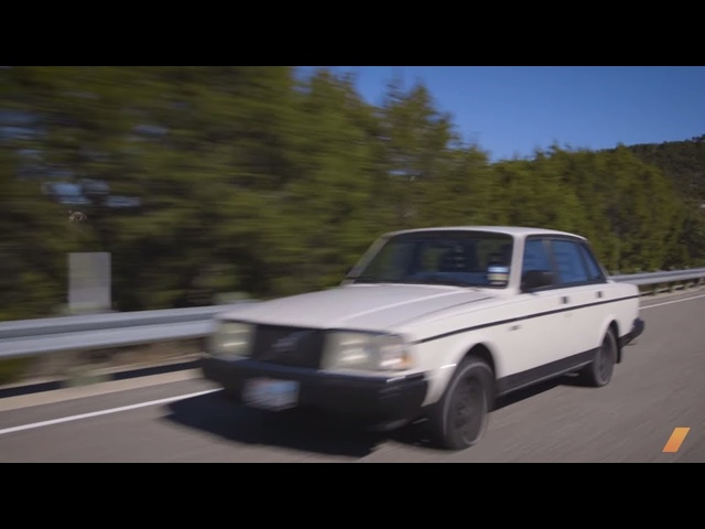 1992 Volvo 240: ATouch of Class -- /WHEEL LOVE