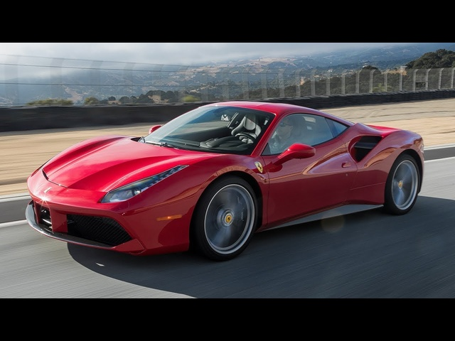 2016 <em>Ferrari</em> 488 GTB Hot Lap! - 2017 Best Driver's Car Contender