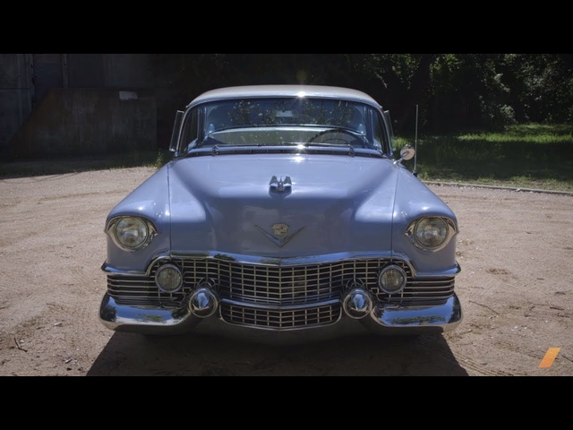 1954 Cadillac Coupe DeVille: Standard of the World -- /WHEEL LOVE
