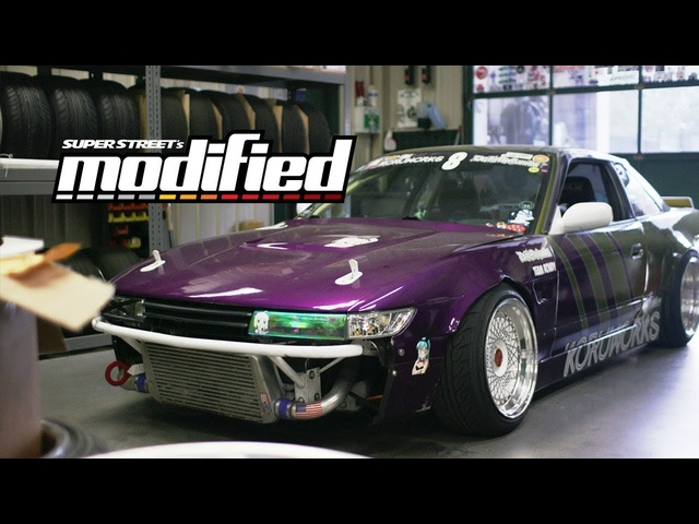 Formula D 2017! Team Drift Challenge: Nissan 240SX S13 - Modified Ep. 2