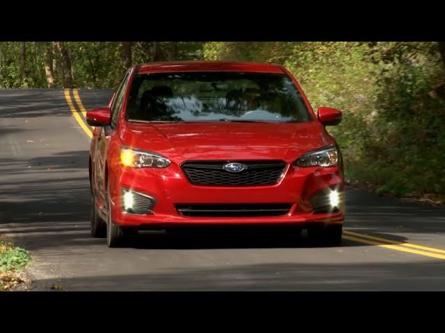 2018 Subaru Impreza Sport | Better than Civic?| Complete Review | TestDriveNow