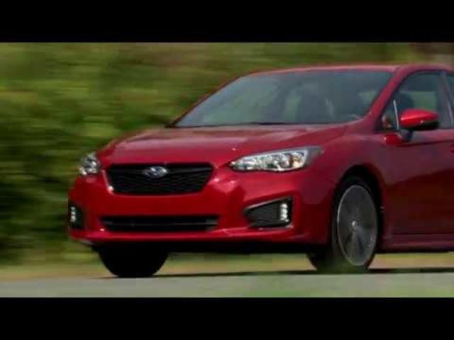 2018 <em>Subaru</em> Impreza Sport   Better than Civic?  Complete Review