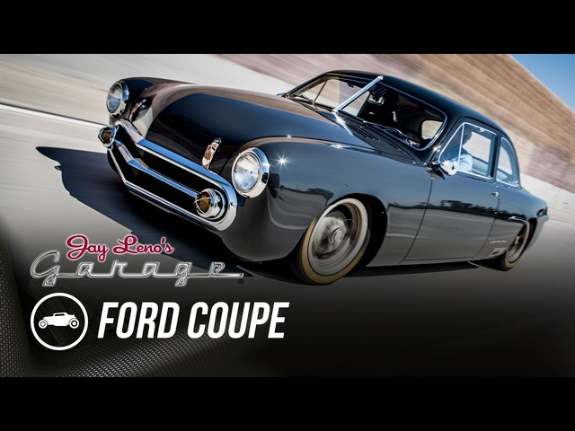 1951 <em>Ford</em> Coupe - Jay Leno's Garage