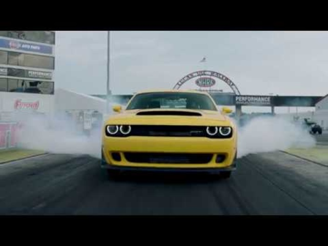 2018 Dodge Challenger SRT Demon | The Devil's In the Details | First Look