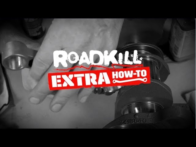 """New Roadkill Tech Series! """"How to Build Your First Engine"""""""