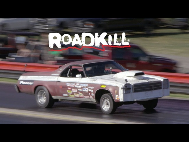 Rescuing an Old Drag Race Car - Roadkill Ep. 69