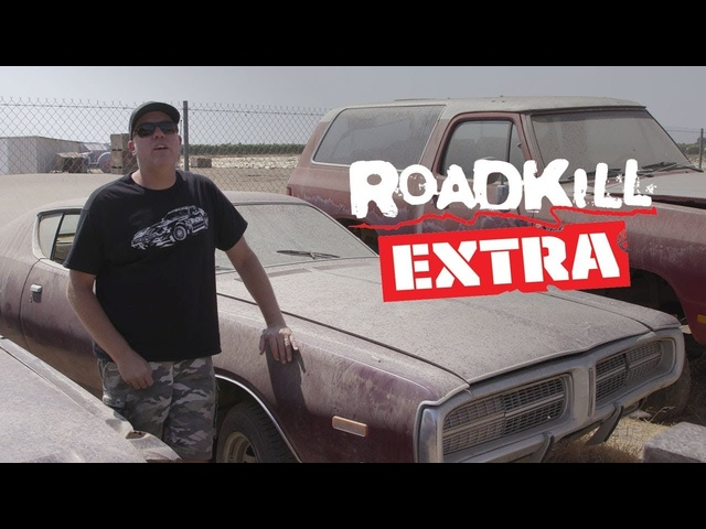 Our Neglected 1972 <em>Dodge</em> Charger - Roadkill Extra