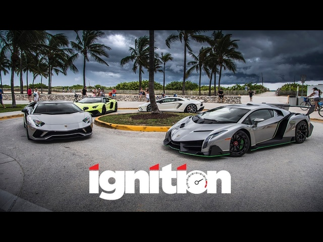 2017 Lamborghini Aventador S—Can a Bull Rage in a Land Without Curves? - Ignition Ep. 182
