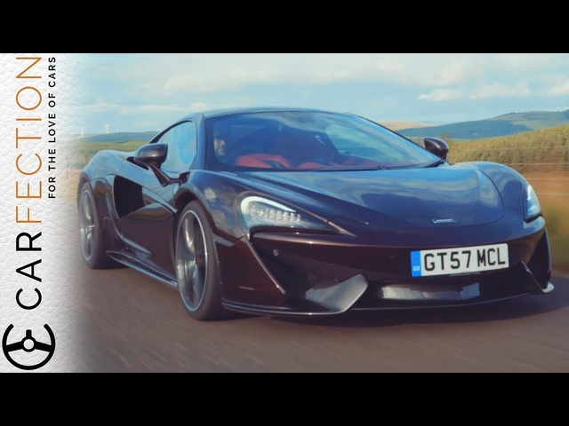<em>McLaren</em> 570GT: The Home Run - Carfection
