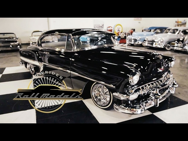 Albert Gutierrez & His 1954 Chevrolet Bel Air - Lowrider Roll Models Ep. 9