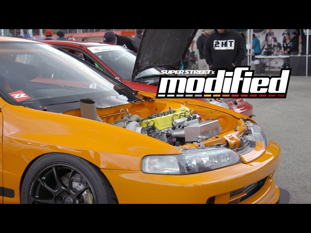 Eibach 2017! Best in Show Challenge: S2000 vs Integra – Modified Ep. 3