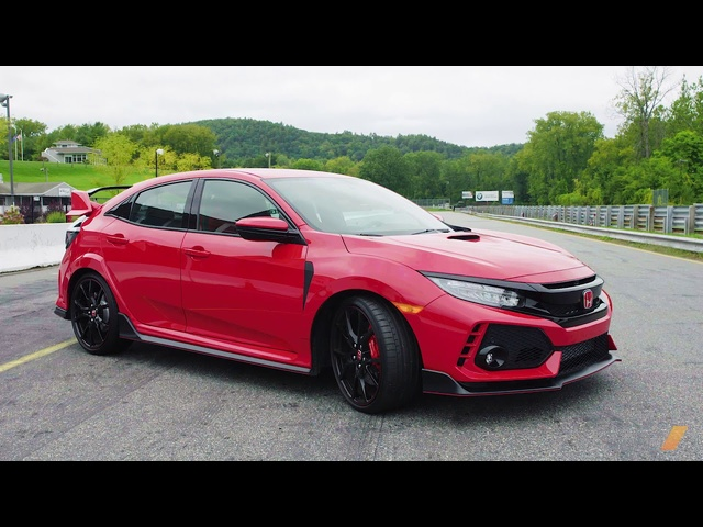 <em>Honda</em> Civic Type R -- TEST/DRIVE