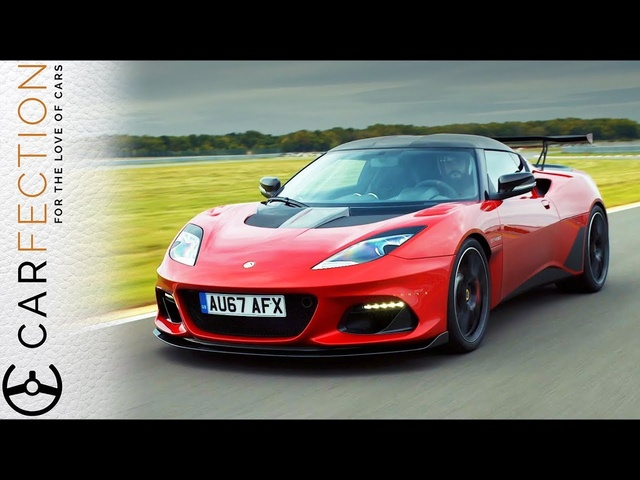<em>Lotus</em> Evora GT430 Sport: The Fastest <em>Lotus</em> Ever - Carfection