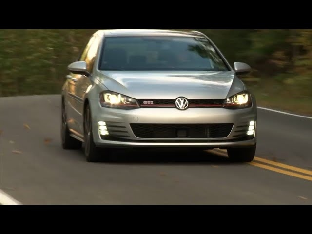 2017 <em>Volkswagen</em> Golf GTI | The Gold Standard | Complete Review | TestDriveNow