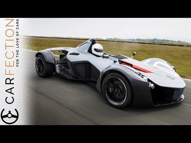 NEW BAC Mono: Unlimited Speed On The Isle Of Man - Carfection