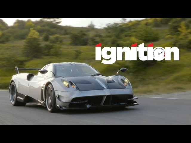 2018 Pagani Huayra BC: Beyond the Zonda? - Ignition Ep. 183