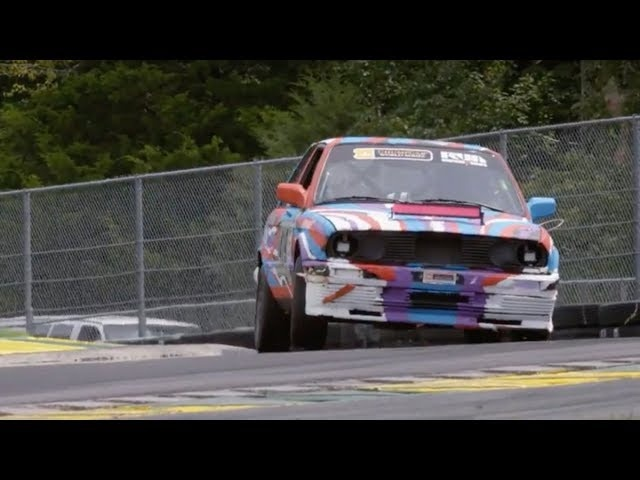 <em>BMW</em> E30 Chump Car VIR24 [PROMO] -- /DRIVE on NBC Sports