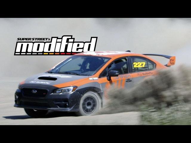 Rallycross Fest 2017! Rallycross Challenge: STI vs Impreza 2.5RS – Modified Ep. 4