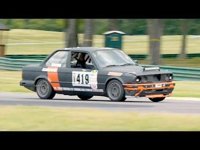 <em>BMW</em> E30 Chump Car w/Chris Harris -- /DRIVE ON NBC SPORTS