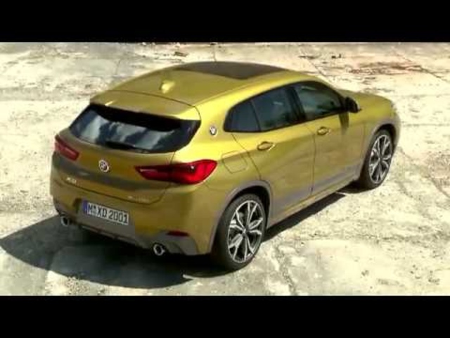 2018 <em>BMW</em> X2 | The Newest SAV | First Look