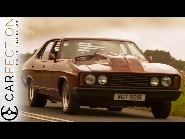 900 hp Nitro Muscle: 1977 Ford Falcon XC - Carfection