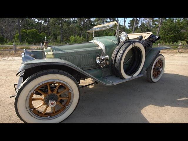 Carl Fisher's 1915 Packard: An Original Indy Pace Car -2017 Pebble Beach Week