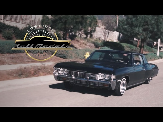 Joe Ray & His 1963 Cadillac Eldorado - Lowrider Roll Models Ep. 12