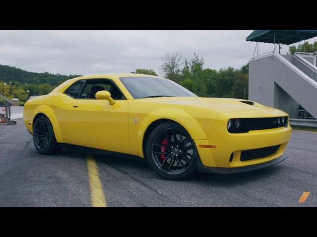 Dodge Challenger Hellcat Widebody -- TEST/DRIVE