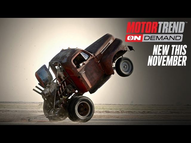 New This November 2017 on Motor Trend OnDemand