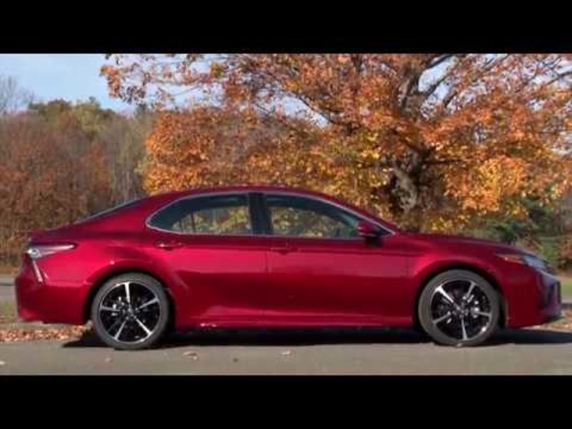 2018 <em>Toyota</em> Camry XSE | Complete Review with Steve Hammes