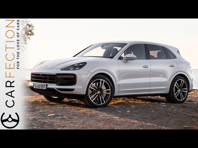 2019 <em>Porsche</em> Cayenne Turbo: Guilty Pleasures - Carfection