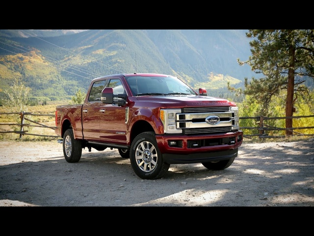 2018 <em>Ford</em> F-Series Super Duty Limited | Worth nearly $100,000? | TestDriveNow