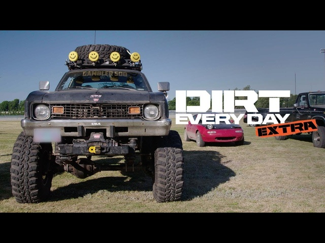Fred's Favorite Gambler 500 Vehicles -Dirt Every Day Extra